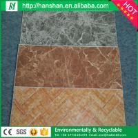 China Waterproof and dampproof floor tiles colour on sale