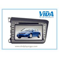 China Supplier Two DIN Car DVD Player for HONDA 2012 Civic(left driving) Manufactures
