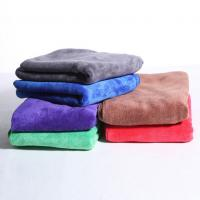 Buy cheap Wholesale High Bibulous Comfortable Microfiber Towel from China from wholesalers