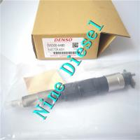 China Common Rail Diesel Parts Denso Diesel Fuel Injectors 095000-6480 on sale