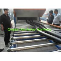 Cheap Flexible Elastomeric Thermal Rubber Foam Machine Insulation Pipe Extrusion Line for sale