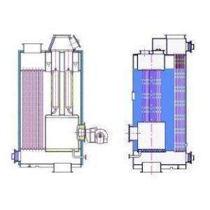 Vertical oil Boiler