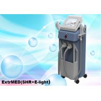 SHR Hair Removal Machine 3500W Vertical 2Handles ExtrMED(SHR+E-light) Manufactures