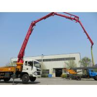 China 30m Dongfeng Heavy Duty Concrete Pump Truck for Aerial Transport Concrete for Sale Chinese Cheap Concrete Pumper Truck on sale
