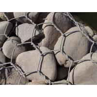 Hexagonal Wire Mesh Gabion Wire Mesh , 0.5mm Thickness Of Pvc Coating Manufactures