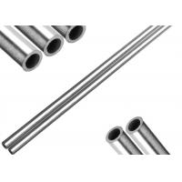 Weld Seamless Stainless Steel Capillary Tube 0.26mm - 16mm OD Bright Polished Finish Manufactures