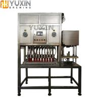 aluminum small canning machine automatic Manufactures