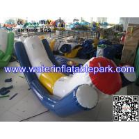 Aqua Park Inflatable Water Games , Inflatable Seesaw / Airtight Custom Made Manufactures