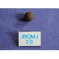 Cheap B2 D20MM  Hot Rolling Steel Ball   Surface Hardness 58-62HRC Grinding Media for sale