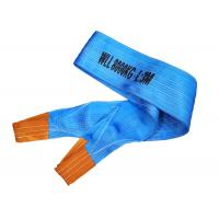 Non Aging Flat Kevlar Synthetic Webbing Lifting Sling Manufactures