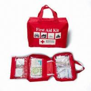 China 210D Nylon Emergency Box/Kit, Composed of Medical Backpack, Gauze Pad and Bandages on sale