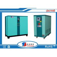 Scroll Compressor Industrial Water Chiller Machine 40HP R407C PC-40WC Manufactures