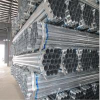 pre and hot dipped galvanized steel pipe/gi pipe specifications made in China market Manufactures