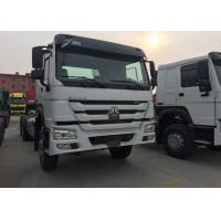 SINOTRUK HOWO Dropside Cargo Commercial Vehicles Truck Chassis LHD 6X4 371HP Manufactures