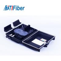 16 Ports Fiber Optic Distribution Box FTTH Indoor Outdoor SC/LC Adapters Suitable Manufactures