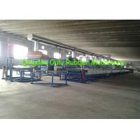Nitrile Rubber Insulation Pipe Sheet Production Line With CE EAC Certificated