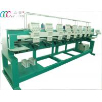 Buy cheap High Speed Tubular Embroidery Machine For Cap / Baseball / T-shirt , 8 Heads 9 from wholesalers