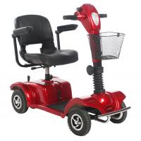 9 Inch Tire 180W Electric Mobility Scooter , Electric Medical Scooter