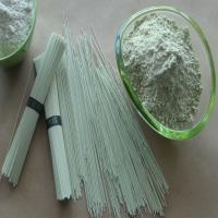 Quality Organic Green Tea Buckwheat noodle for sale