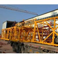 Buy cheap QTZ40(4808)construction tower crane with high quality from wholesalers