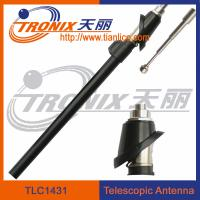 4 sections mast car telescopic antenna/ am fm radio car antenna TLC1431 Manufactures