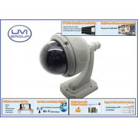UVI-IP31MRW-PTZ3X Outdoor Wifi Wireless 720P 1/4' CMOS IP Network Monitoring Cameras Manufactures