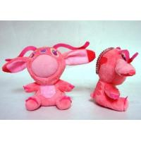 3d Face Doll-middle Pink Stitch