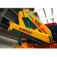 Durable Hydraulic Knuckle Boom Truck Mounted Crane With 13m Max Reach Manufactures