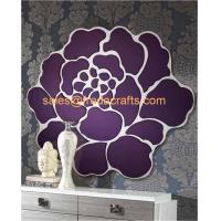 China Factory Venetian Mirrors Flower Design Shape Wall Mirror For Home Decor Manufactures