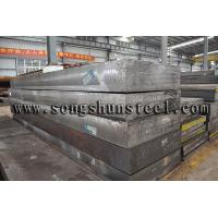 Hot-rolled sheet steel 1.2344 Manufactures