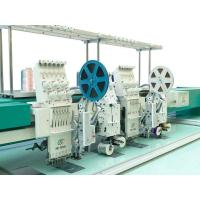 "mixed computer Wedding dress Coiling Embroidery Machine with Dahao 8"" Lcd Manufactures"