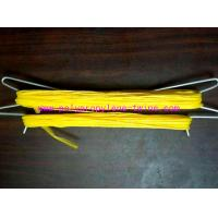 1mm 1200m/Kg Packing PP Tomato Twine For Agricultural UV Treated Yellow Manufactures