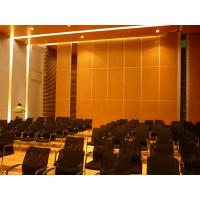 Custom  Hanging Partition Panel /  Wooden Partition Wall For Convention Hall Manufactures