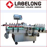 New Automatic OPP Hot melt glue roll-fed labeling machine/labeler Manufactures