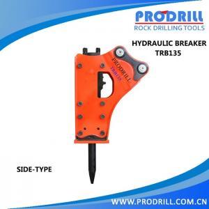 TRB135 Hydraulic Breaker Hammer / Rock Breaker /hydraulic drill hammer Manufactures