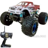 RC Gas Car - 1:8 Scale 28 Engine Powered 4WD Monster Truck (RCH58200) Manufactures