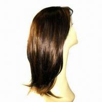 Buy cheap Synthetic Hair Wig, Available in Various Specifications from wholesalers