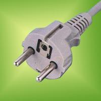 3C European Standard Power Cord Comes in 2P+E Type Manufactures