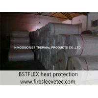 China No. ENFELT silica needle mat thermal and acoustic insulation mat on sale
