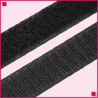factory supply fabric knitted adhesive button velcro strap