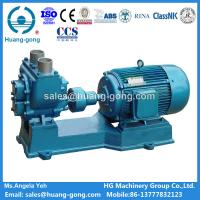 China Arc Gear Oil Pump 50YHCB-12/6 For gasoline, Kerosene,Diesel Fuel and Lubricating Oil Transfer on sale