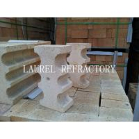 Special Shape Refractory High Alumina Clay Bricks For Fireplace / linings Manufactures