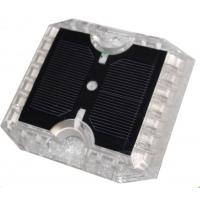 Cheap High reflective PC led solar road stud with CE ROHS for sale