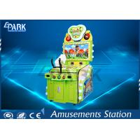 Playroom Electric Kids Coin Operated Game Machine Fruit Rebellion redemption game Manufactures