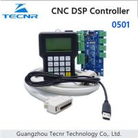 Buy cheap 3 axis DSP control system 0501 USB motion controller for cnc engraving machine from wholesalers