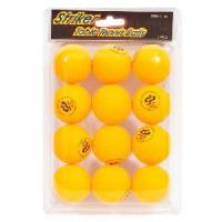 Practice Table Tennis Ball - 12PCS Pack (1112) Manufactures