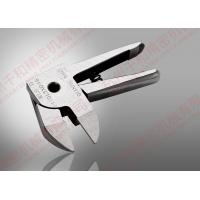 Buy cheap High Performance Air Nipper Blades For Cutting Copper / Stainless Steel Wire from wholesalers