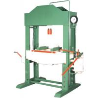 12500KN Heavy Duty Hydraulic Press Machine Adjustable Speed With Movable Table
