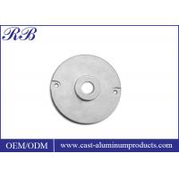 Produce Mold Firstly / Steel Mould Custom Aluminum Casting High Pressure With Precision Machining Manufactures