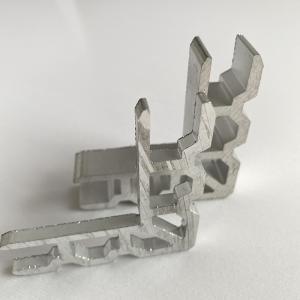 Electrophoresis Mill Finish Extruded Aluminum Profiles Manufactures
